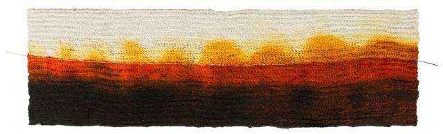 Daniel Nyström, 'Fire in my soul', 2019, Mixed Media, Wool and Ratan, Galería La Cometa