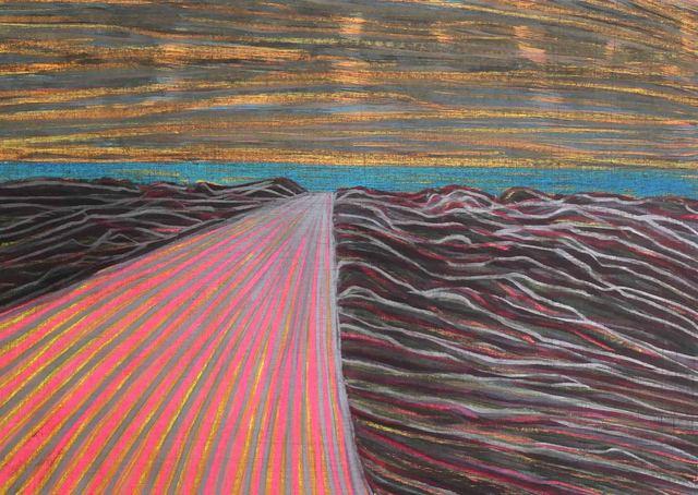 , 'Silent Landscape-20,' 2015, Powen Gallery