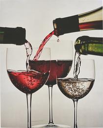 Three Wines of France, New York