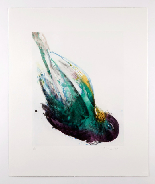 Emilie Clark, 'Untitled', 2014, Print, Aquatint with spit bite, dry point and burnisher, Children's Museum of the Arts