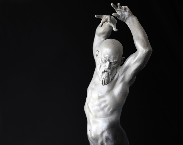 ", '""Cenit"" ( english: Zenith),' 2019, Galerie Calderone"