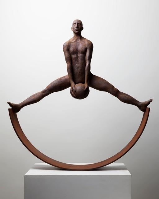 , 'Hombre sobre arco V,' 2015, Galerie Arcturus