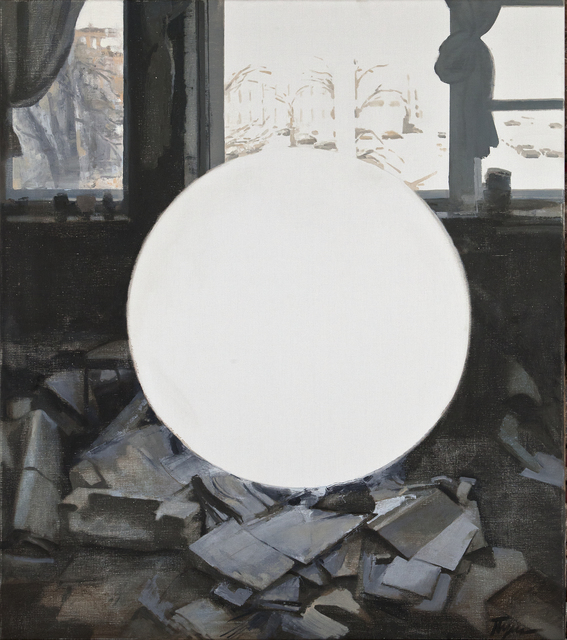 , 'Studio #7,' 2014, Pop/Off/Art