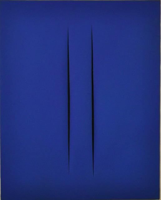 , 'Concetto Spaziale, Attese,' 1968, Robilant + Voena