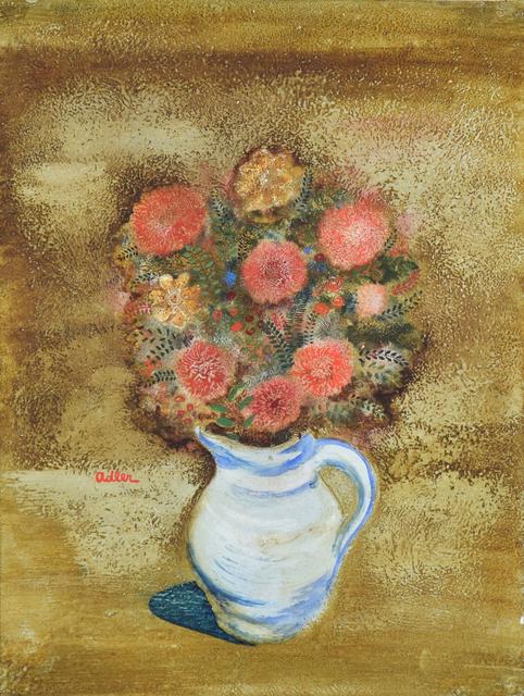 , 'Flower Still Life,' ca. 1928, Stern Pissarro