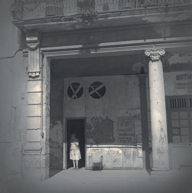 , 'Woman in Doorway, Havana,' 2003, Nailya Alexander Gallery