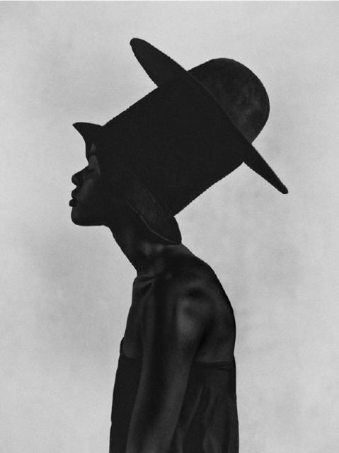 , 'Two hats,' 2019, Atlas Gallery