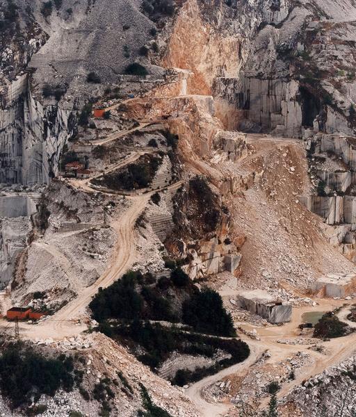 , 'Carrara Quarry #2,' 1998, Caviar20