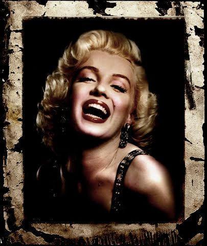 Bill Mack, 'Bill Mack Astonishing – Marilyn Monroe Original Hollywood Sign Mixed Media Unique Print Contemporary Art ', 1980-2010, Modern Artifact