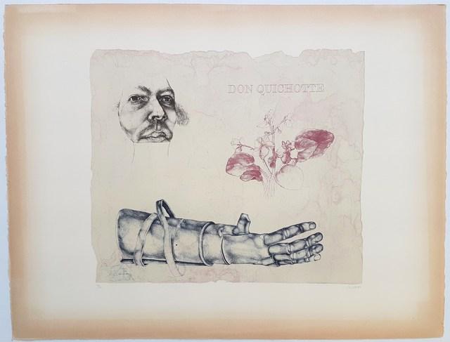 Reiner Schwarz, 'Don Quichotte', 1973, Cerbera Gallery