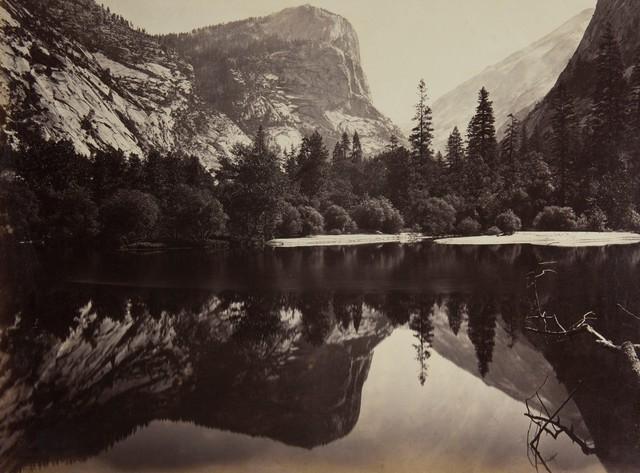 , 'Mirror Lake, Yosemite valley,' ca. 1865, Robert Hershkowitz