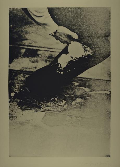 Joseph Beuys, 'Aus Eurasienstab', 1970-1980, ARTEDIO