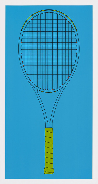 , 'Racket,' 2016, Alan Cristea Gallery