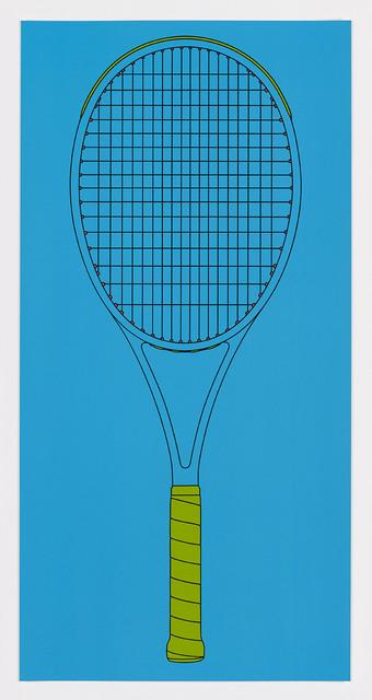 , 'Racket,' 2016, Cristea Roberts Gallery