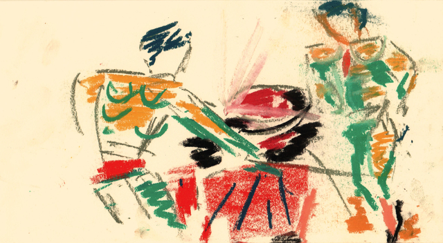 , 'Corrida de Toros, Texcoco,' 2015, Greenspon Gallery