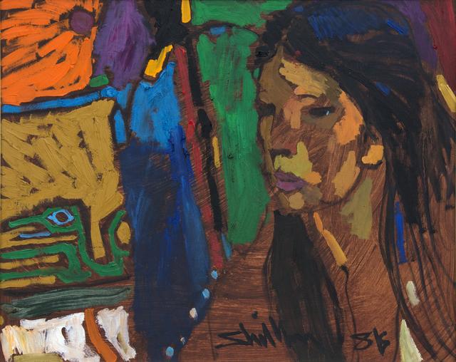 , 'Portrait,' ca. 1980, Oeno Gallery