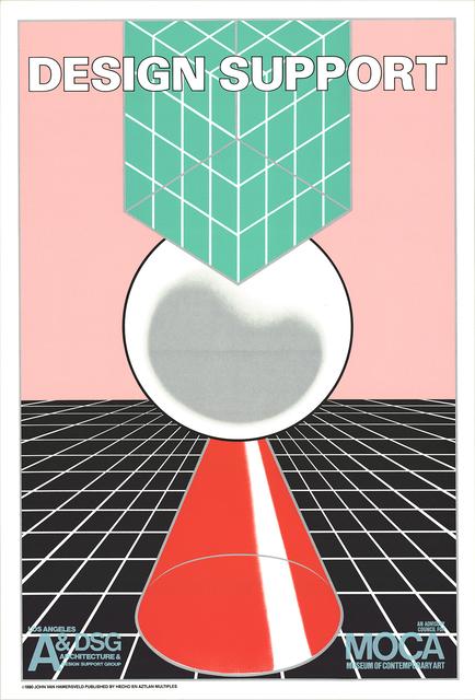 , 'Design Support,' 1980, ArtWise