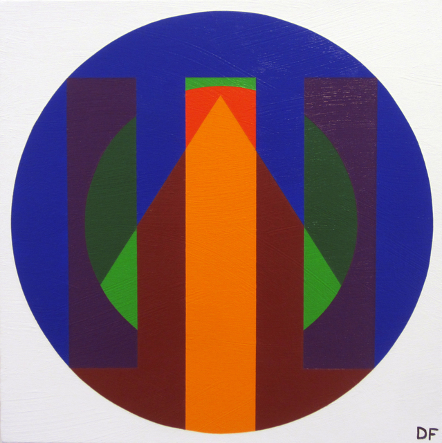 , 'Peace Sign,' 2018, Bruno David Gallery & Bruno David Projects
