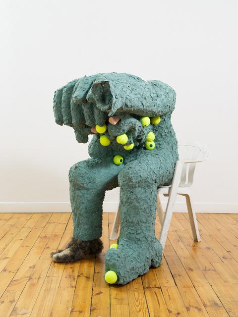 Nicolas Momein, 'Paradoxe du coiffeur', 2019, Galerie Ceysson & Bénétière