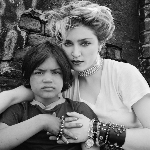 , 'Madonna With Young Boy,' , Milk Gallery