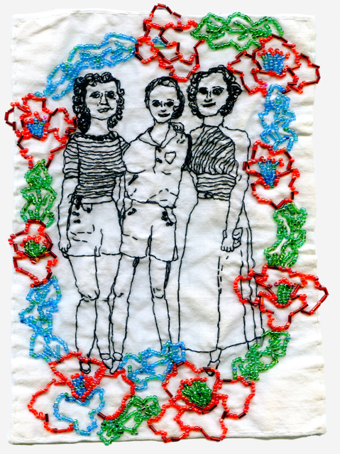 Iviva Olenick, 'The three sisters', 2017, Muriel Guépin Gallery