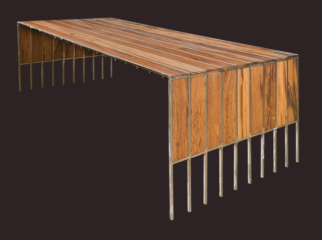 Benjamin Rollins Caldwell, 'Spider 6 Seater Dining Table', 2010
