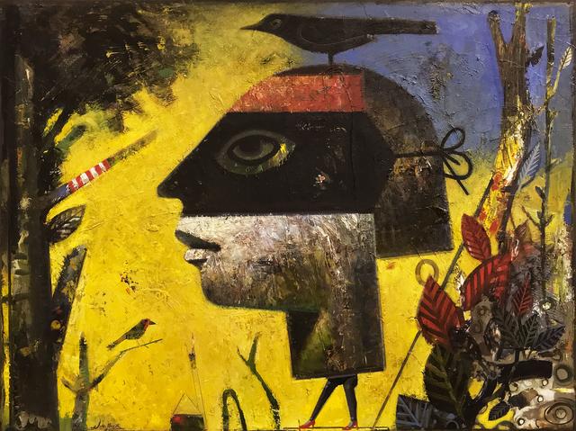 , 'Amigos' Garden,' , Gail Severn Gallery