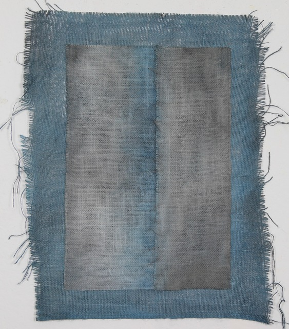 Grace Bakst Wapner, 'Stitched Up the Middle', 2019, Textile Arts, Mixed Media, Carter Burden Gallery