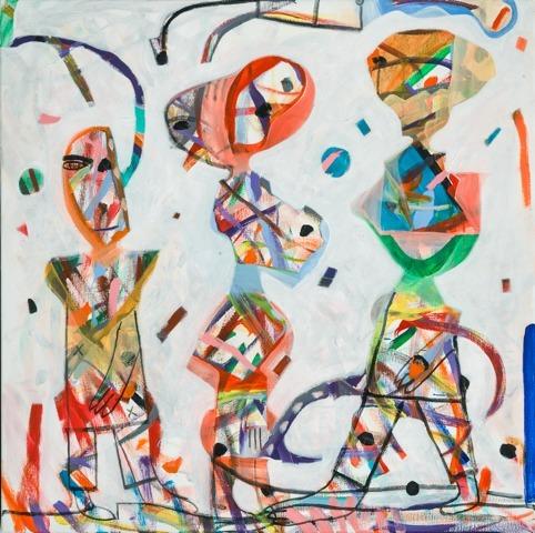 , 'Schon wieder,' 2015, Galerie Frey