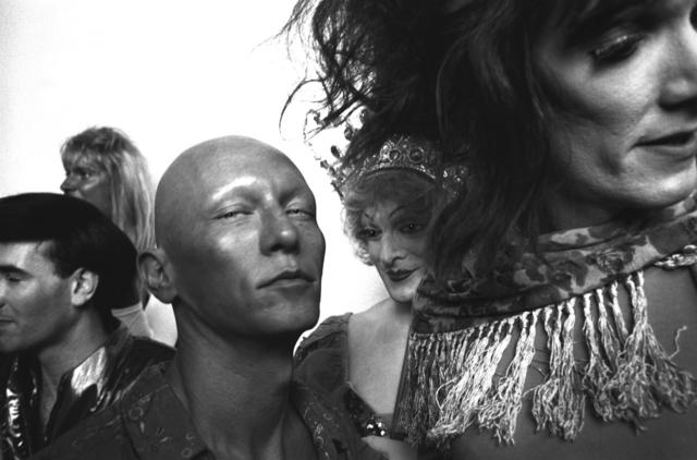 , 'Larry T, Robert (Constance) Sherman, Madame Ekaterina Sobechanskaya & Hattie Hathaway, Wigstock 1980s-90s,' 1990, AMP: Art Market Provincetown
