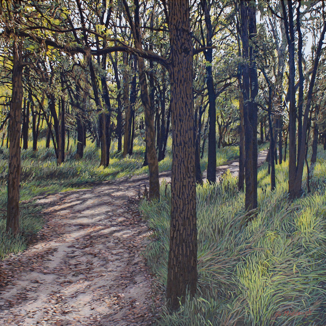, 'Forest Bathing,' , Davis Gallery & Framing