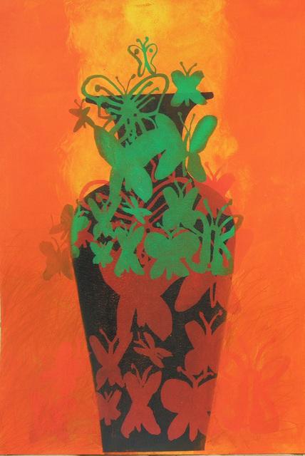 , 'ZSOLNAY-METAMORPHOSIS II.,' 2014, VILTIN Gallery