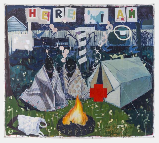 , 'Campfire Girls,' 1995, MCA Chicago