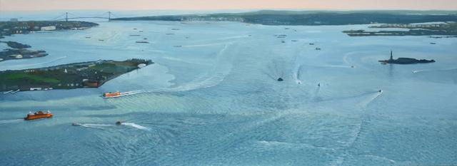 David Leonard, 'New York Harbor', Davis Gallery & Framing