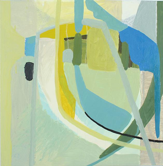 , 'Exhaust,' 2015, Kathryn Markel Fine Arts