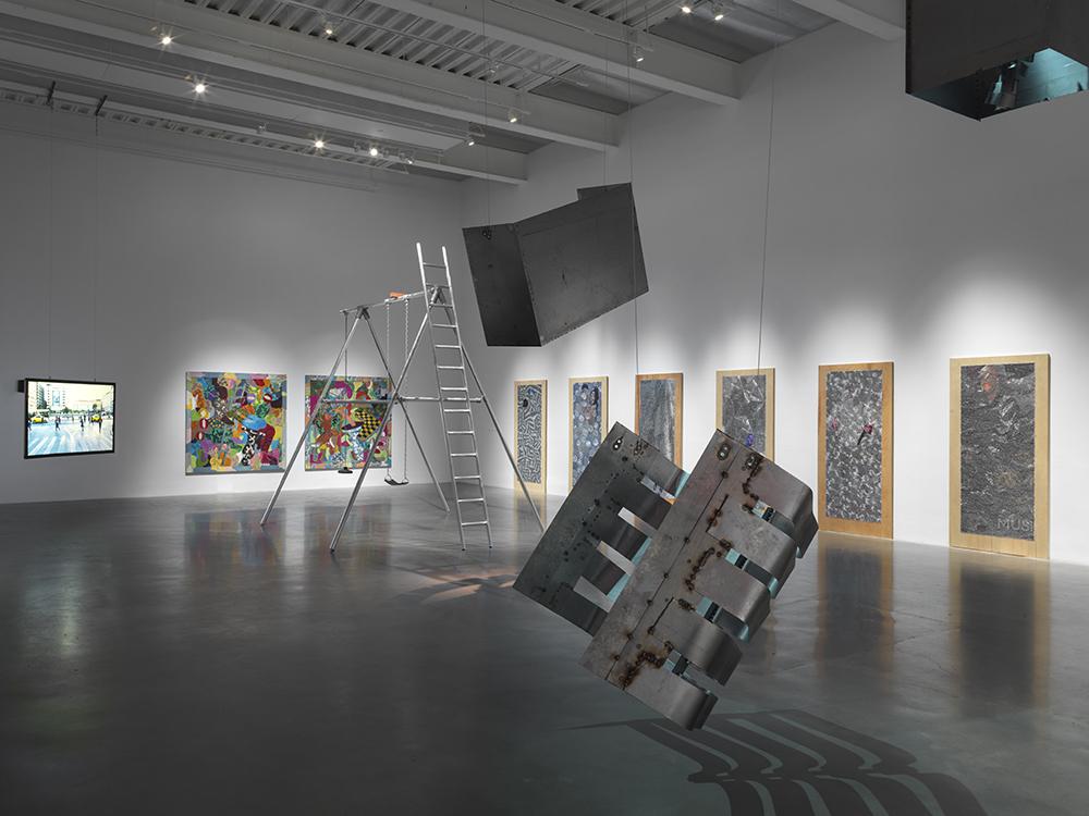 "2018 Triennial: ""Songs for Sabotage,"" 2018. Exhibition view: New Museum, New York. Photo: Maris Hutchinson / EPW Studio"