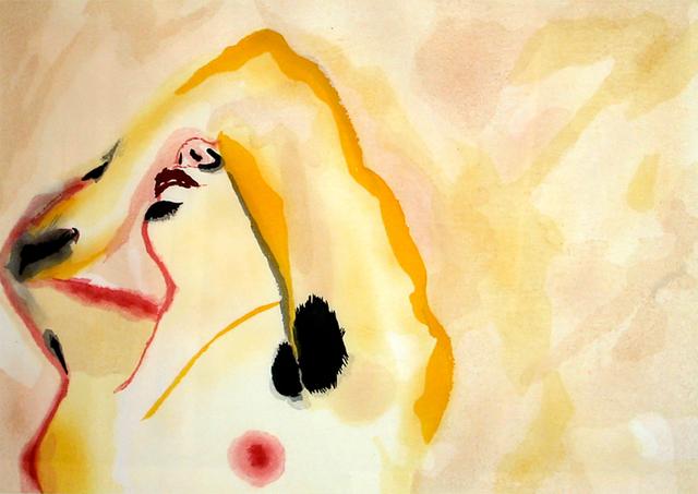 Francesco Clemente, 'Morning', 1982, Jim Kempner Fine Art