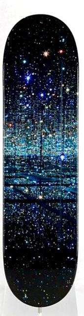 Yayoi Kusama, 'Infinity Mirror Skate Deck (The Souls of Millions of Light Years Away)', 2013, Alpha 137 Gallery