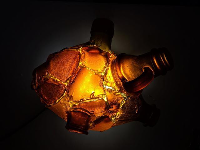, 'Brown Bottle Blob,' 2010-2020, Brooklyn Waterfront Artist Coalition