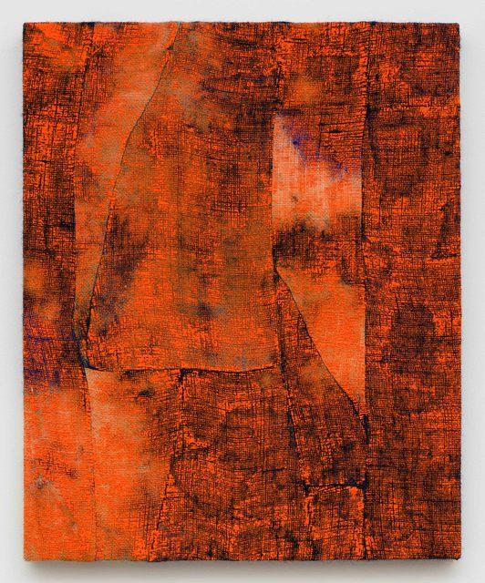 , 'Porosity,' 2015, 11R