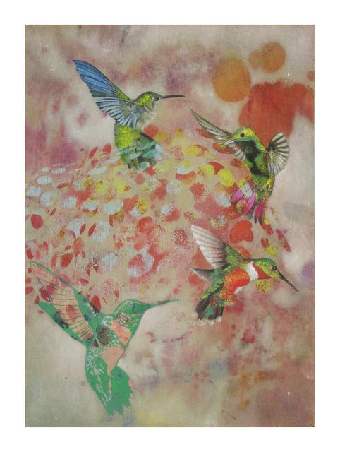 , 'Birds 013,' 2017, Artgráfico
