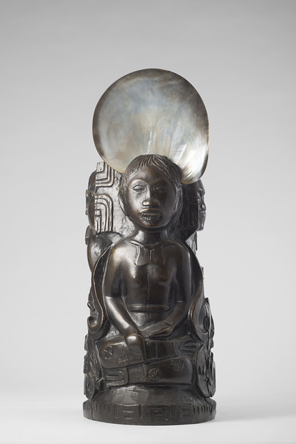 Paul Gauguin, 'Idole à la coquille', Il Ponte