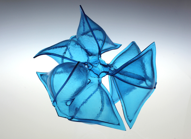, ' Matthew Szösz, untitled (inflatable) no. 85b, 2018, glass ,' 2018, form & concept