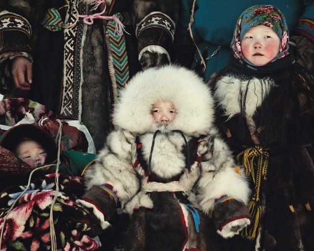 , 'XIII 479 Raisa, Brigade 2, Nenet, Yamal Peninsula, Ural Mountains Russia - Nenets, Russia,' 2011, WILLAS Contemporary
