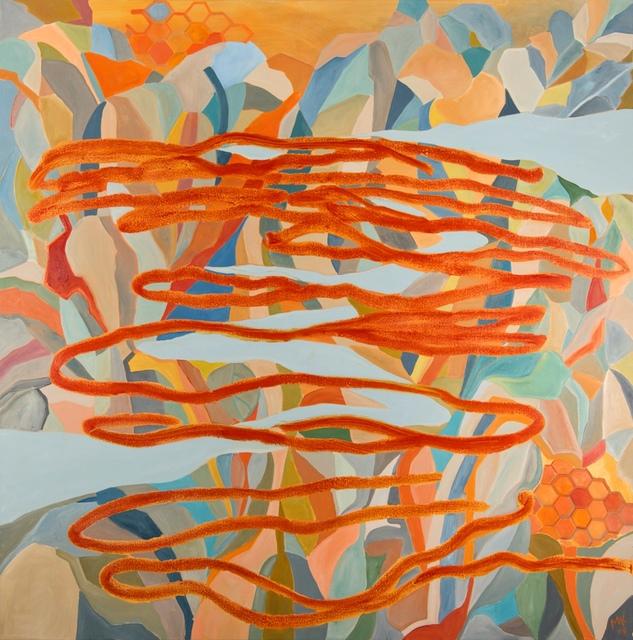 , 'Roots of Feelings II,' 2015, Walter Wickiser Gallery