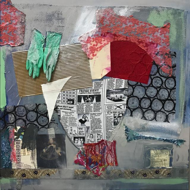 , 'Virile fallacies,' 2018, Galeria Otros 360º