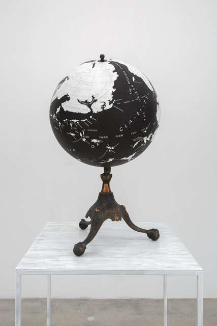 , 'Untitled (Globe),' 2017, GRIMM