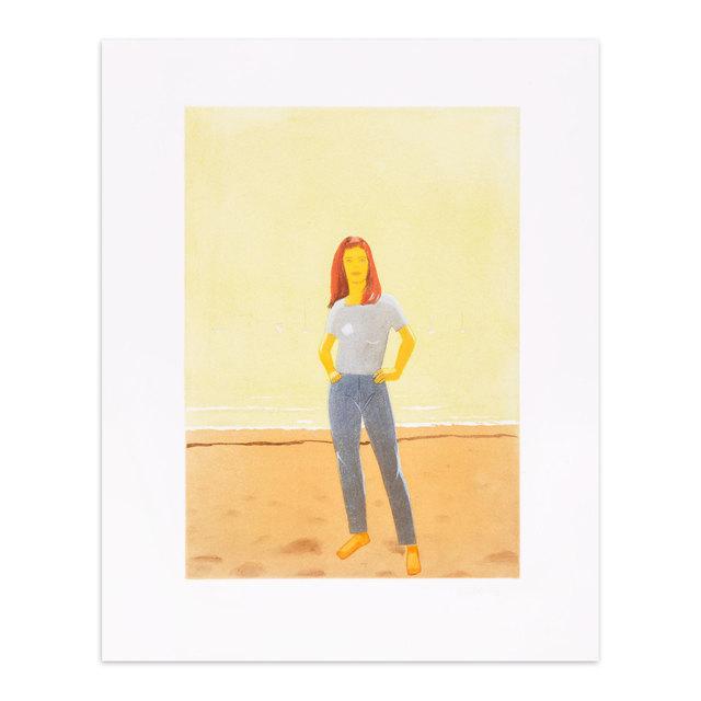 Alex Katz, 'Harbor 10', 2006, MLTPL