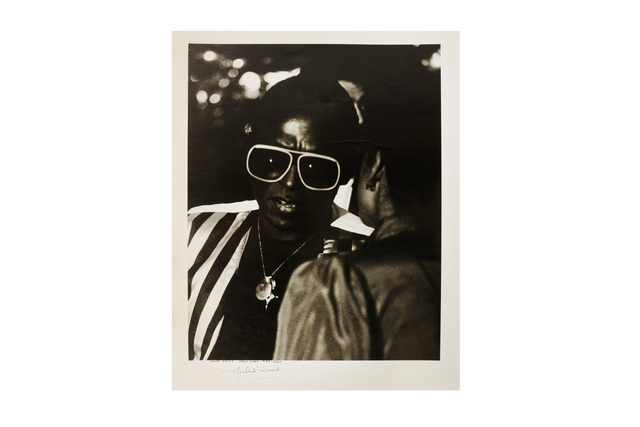 Michael Ward, 'Miles Davis At The Copacabana Club, New York', 1983, Chiswick Auctions