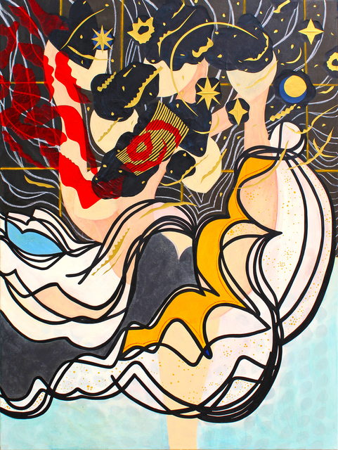 Tiffanie Delune, 'Patience & Phantasm', 2019, Ed Cross Fine Art